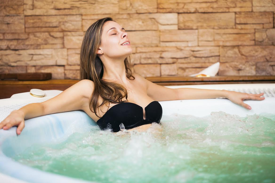 Erotic hot tub toys
