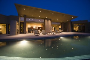 Light up the night with pool lighting!