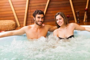 The health benefits of hot tub holiday gifts
