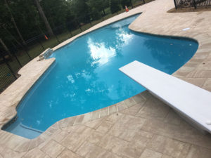 What Too Much Rain Can Do to Your Open-Air Pool